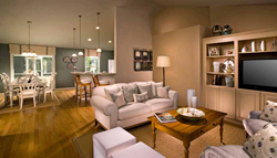 Alston Park Home Living Room interior - home - Bluffton, SC